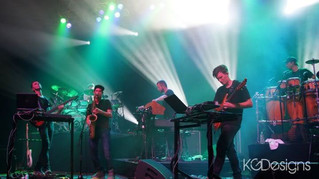 STS9 @ The Congress Theater - North Coast Festival Afterparty - 9/2/11