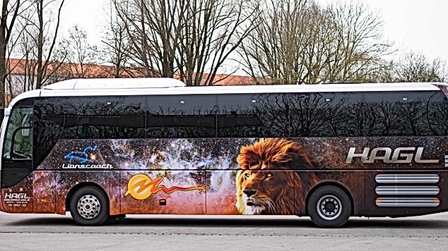 Reisebusfolierung