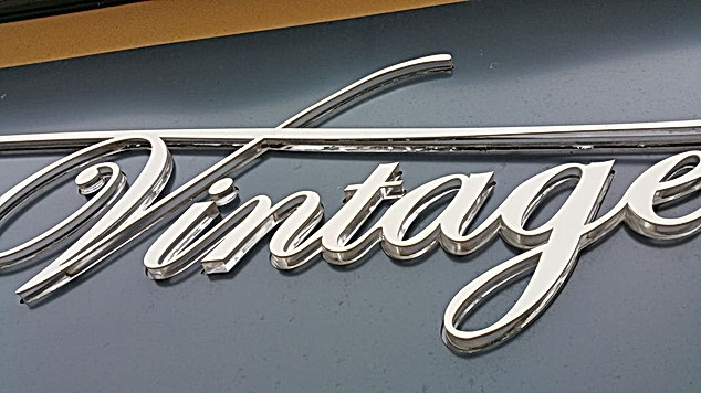Vintage Leuchttransparent