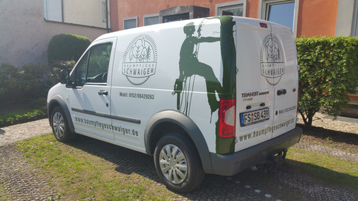 Folierung Design Werbetechnik Freising