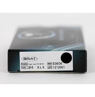 IMPLANT EXPRESS Ø 6,0mmD X L6 mm