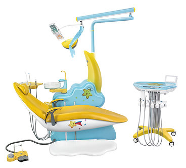 Moon and Star Kids Dental Unit- New Design