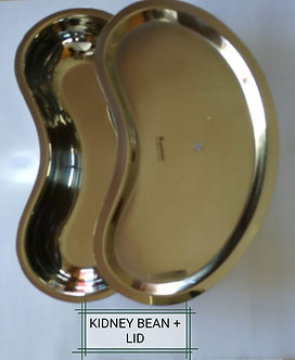 KIDNEY BOWL WITH LID