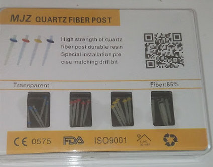 Fibre Post KIT - Single Size (no drill )- Refill Pack
