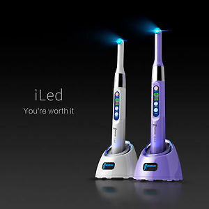 Woodpecker i-LED PLUS (Metal Head) - 1s Curing Light