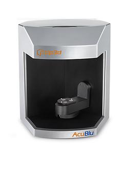 3D Model Scanner AcuBlue