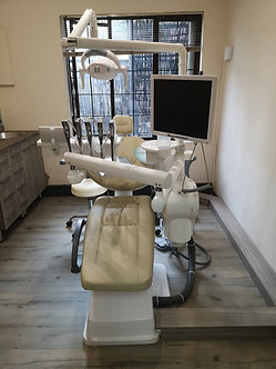 EUROSPEC INTERGRATED DENTAL CHAIR SPECIAL-top mount