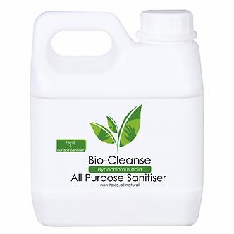 Hypochlorous HOCL Sanitiser