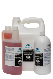 Steritech Disinfecting Suction Cleaner - 5L
