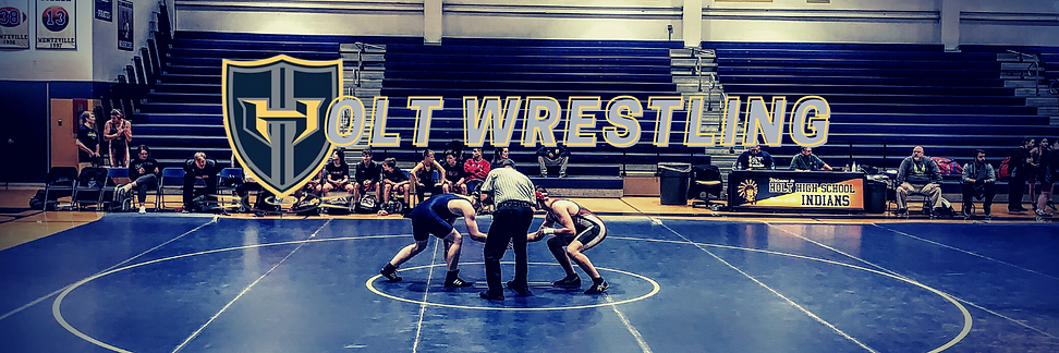 holt indians wrestling high school wrestling