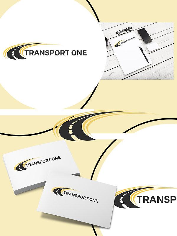 Logo Design for Transport One