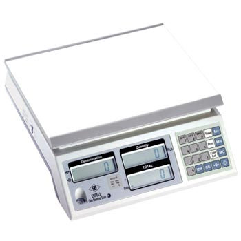 Excell ACC-30 Coin Counting Scale