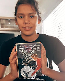 Robinson Curriculum - Tom Swift