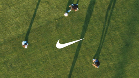 Nike 'Wall of Dreams'
