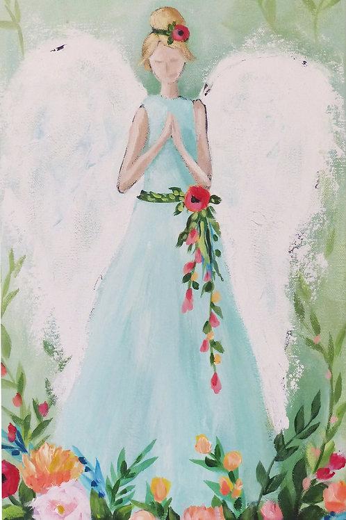 Garden Angel no.3