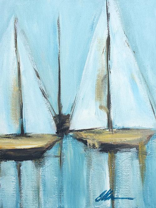 Small sailboats #3
