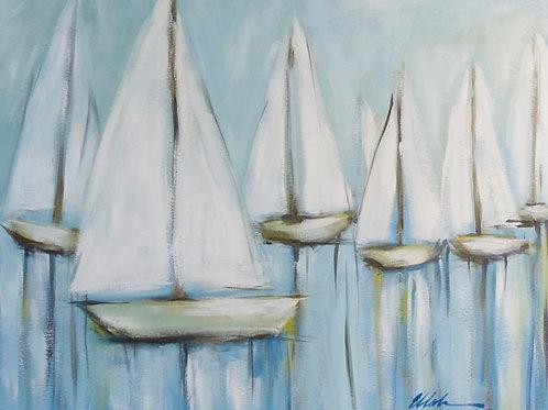 Sailboats #1