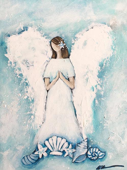 Beach Angel no. 5
