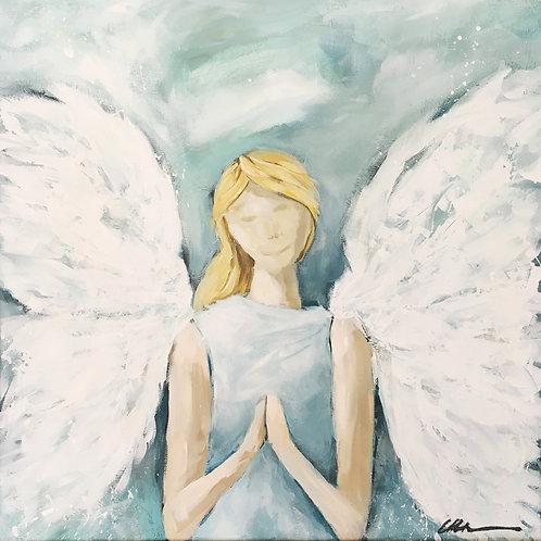 Praying Angel #1