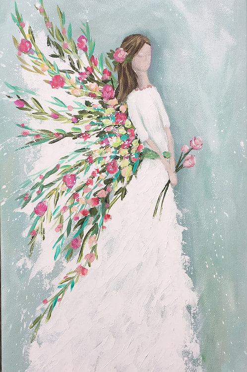 Garden Angel #2