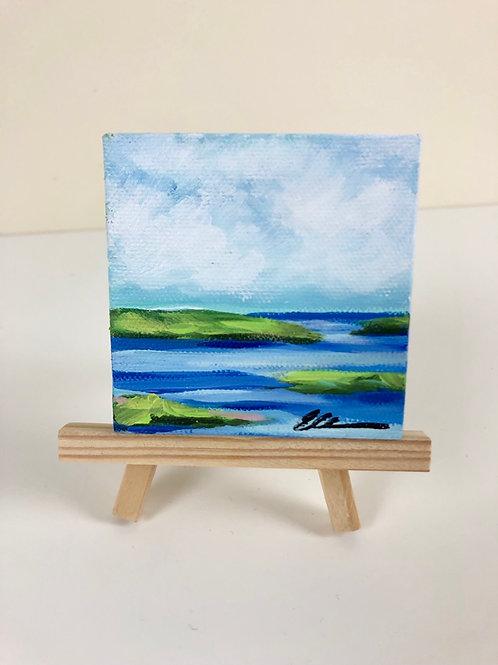 Mini Coastal abstract no. 11