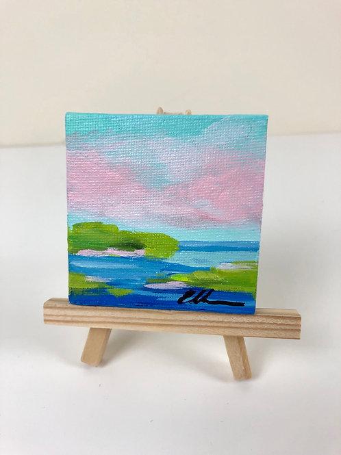 Mini Coastal abstract no. 8