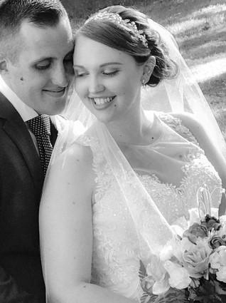 Folsom Churchyard Wedding