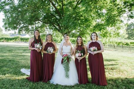 Vinyard Wedding