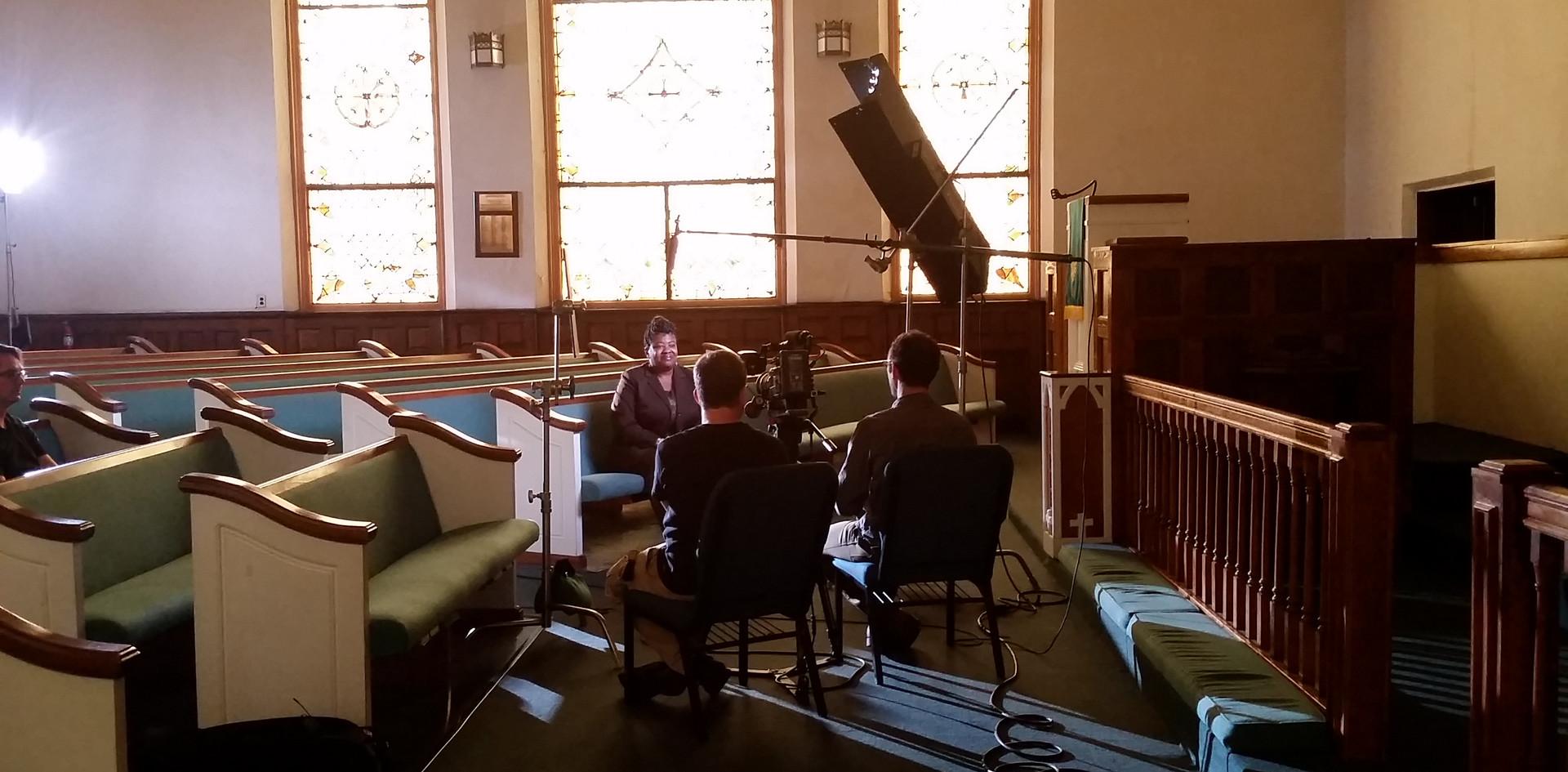 Cassandra Gould's Interview