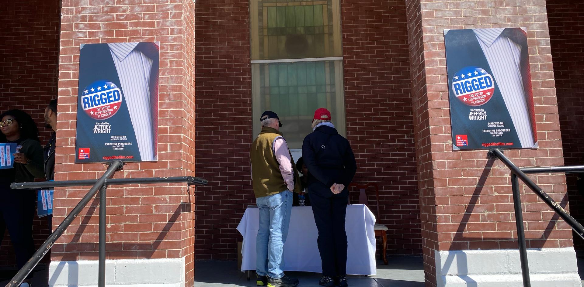 Selma, Alabama Screening