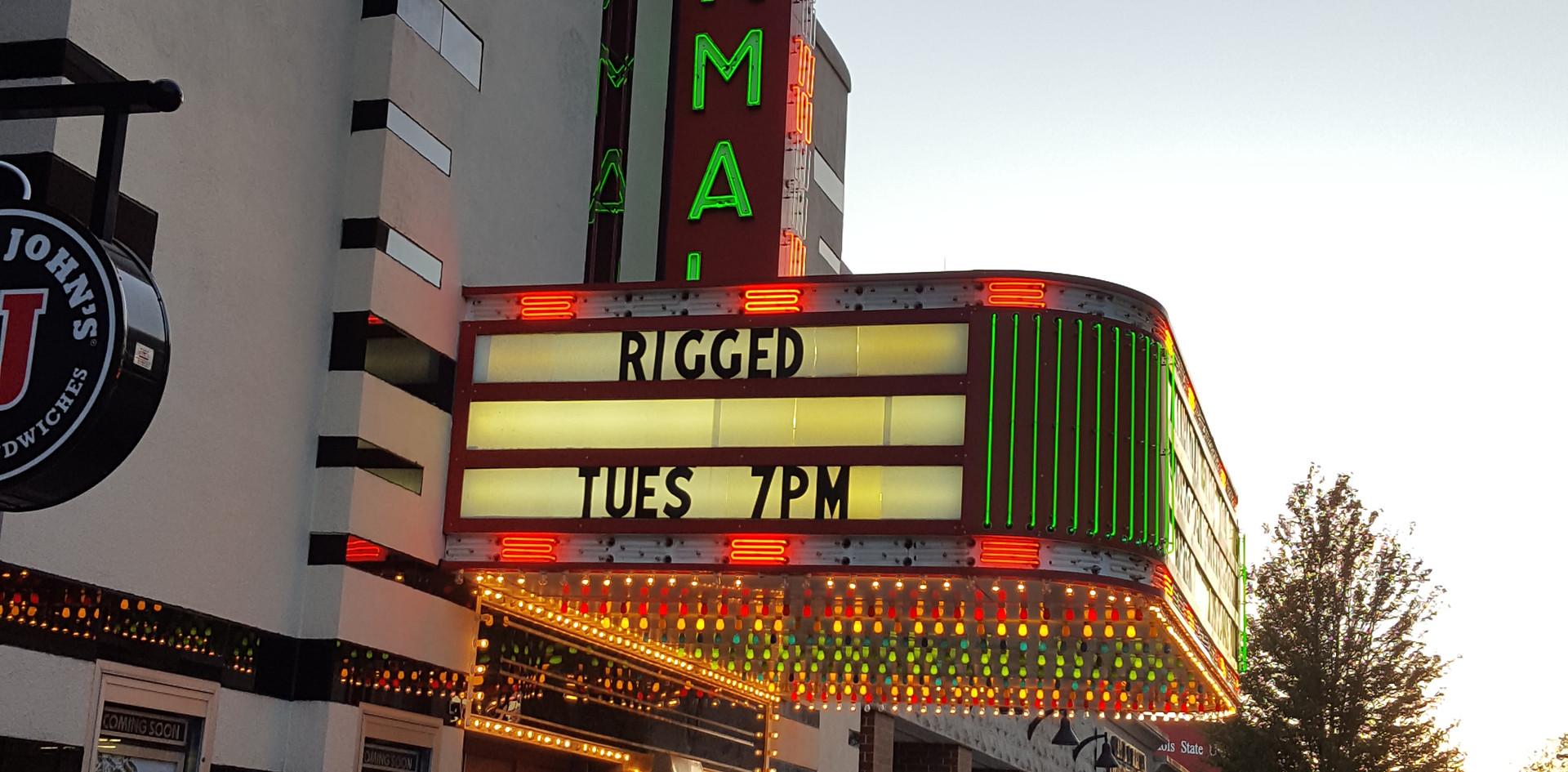 Illinois State screening