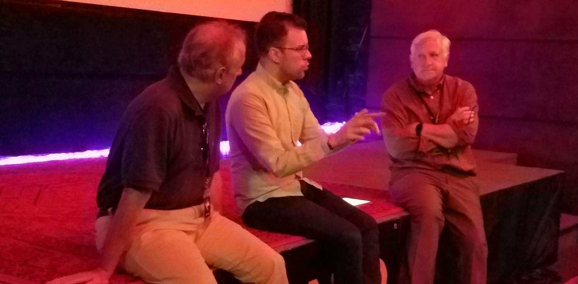 Indigo Moon Film Festival Panel