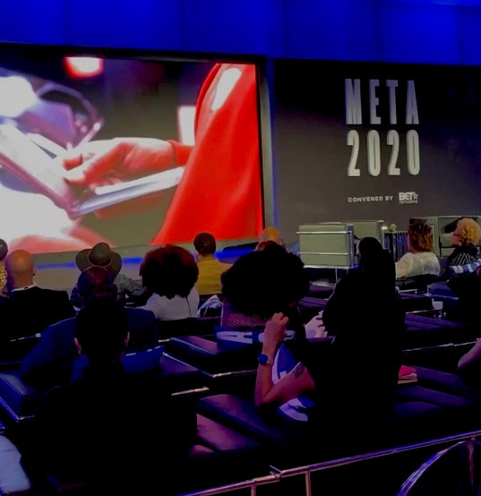 BET's META SOCIAL CONFERENCE
