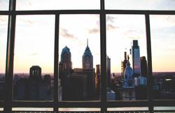 Philadelphia, PA - Skyline
