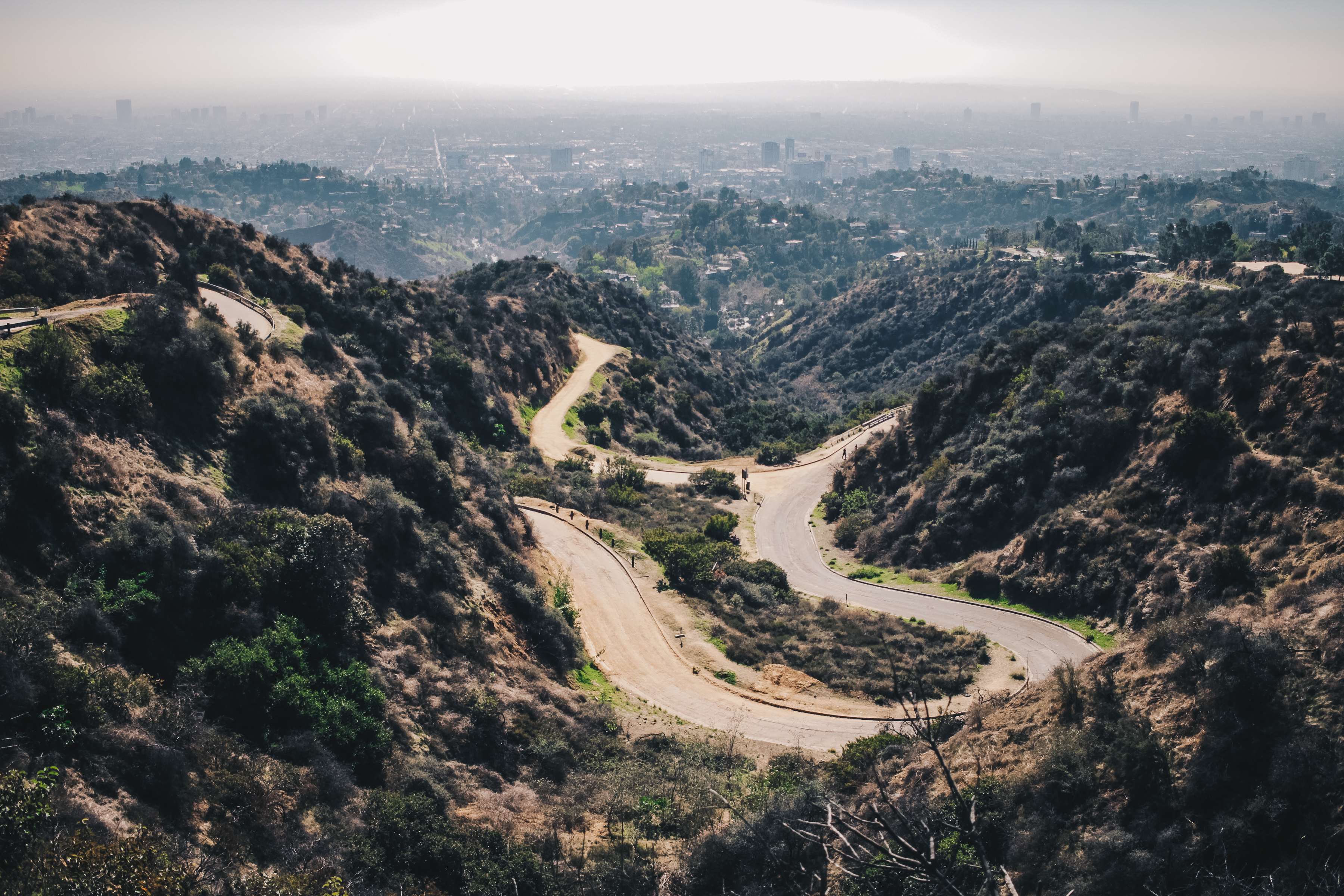 Hollywood Hike, CA