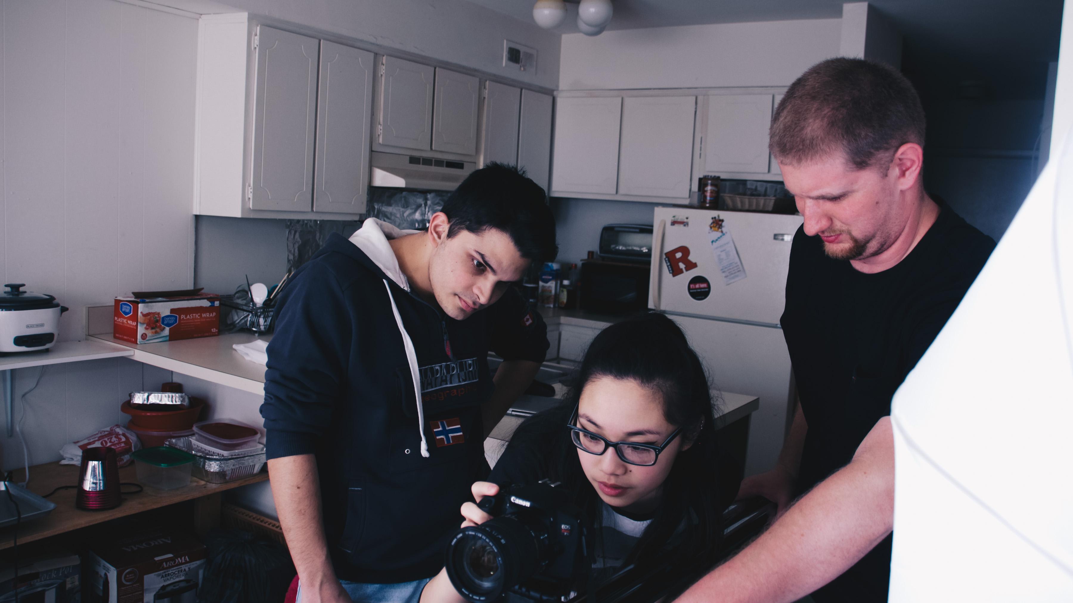 Behind_scenes_3_10_Sarah Phone call
