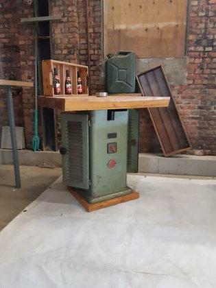 Vintage staan tafel