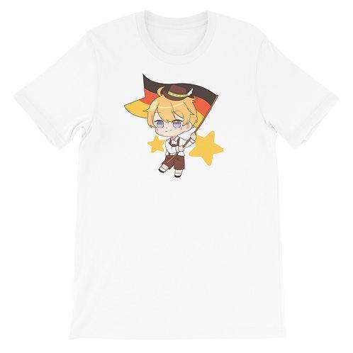 Konberii's German Chibi Boy Shirt