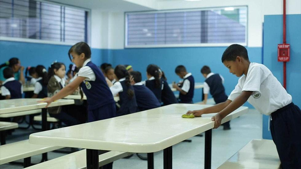 Mi comedor escolar