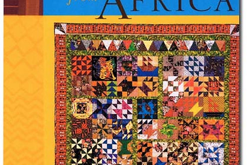 Kay England's Quilt Inspirations from Africa