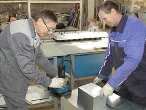 Компания «Эльф инжиниринг» запустила собственную линию по изготовлению металлических воздуховодов.