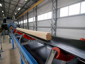Производственные мощности Лесозавода №1 находятся под полным контролем...