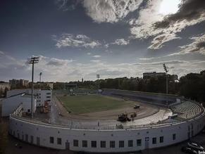 На Республиканском стадионе в Сыктывкаре смонтирована локальная система оповещения...