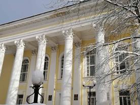 Капитальному ремонту «Национальной библиотеки им. В.И. Ленина»  БЫТЬ!