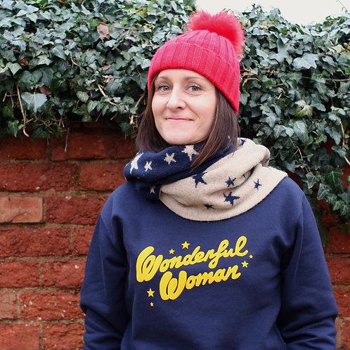 Wonderful Woman Sweatshirt
