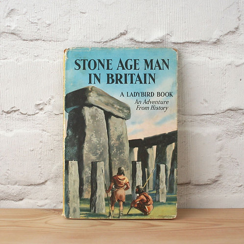 Stone Age Man in Britain