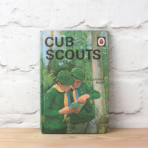 Ladybird Cub Scouts Cubs