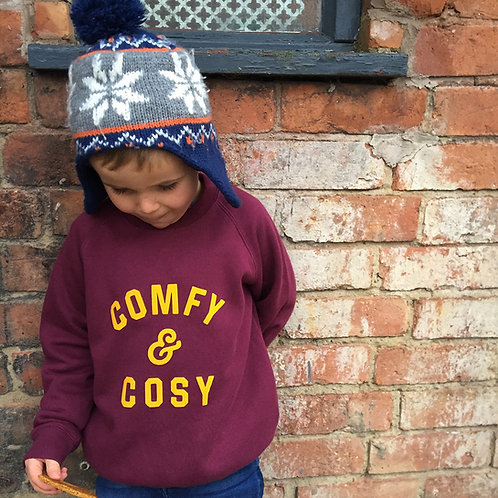 Comfy and Cosy Sweatshirt