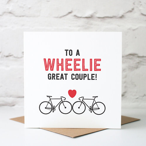 card for couple