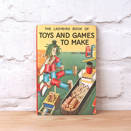 Ladybird Toys and Games to Make